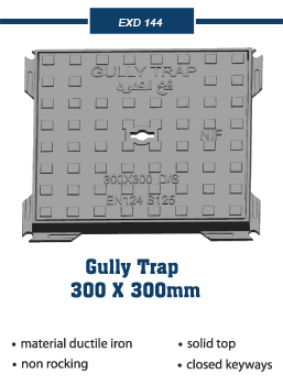gully trap Covers