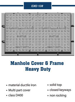 traffic manhole covers